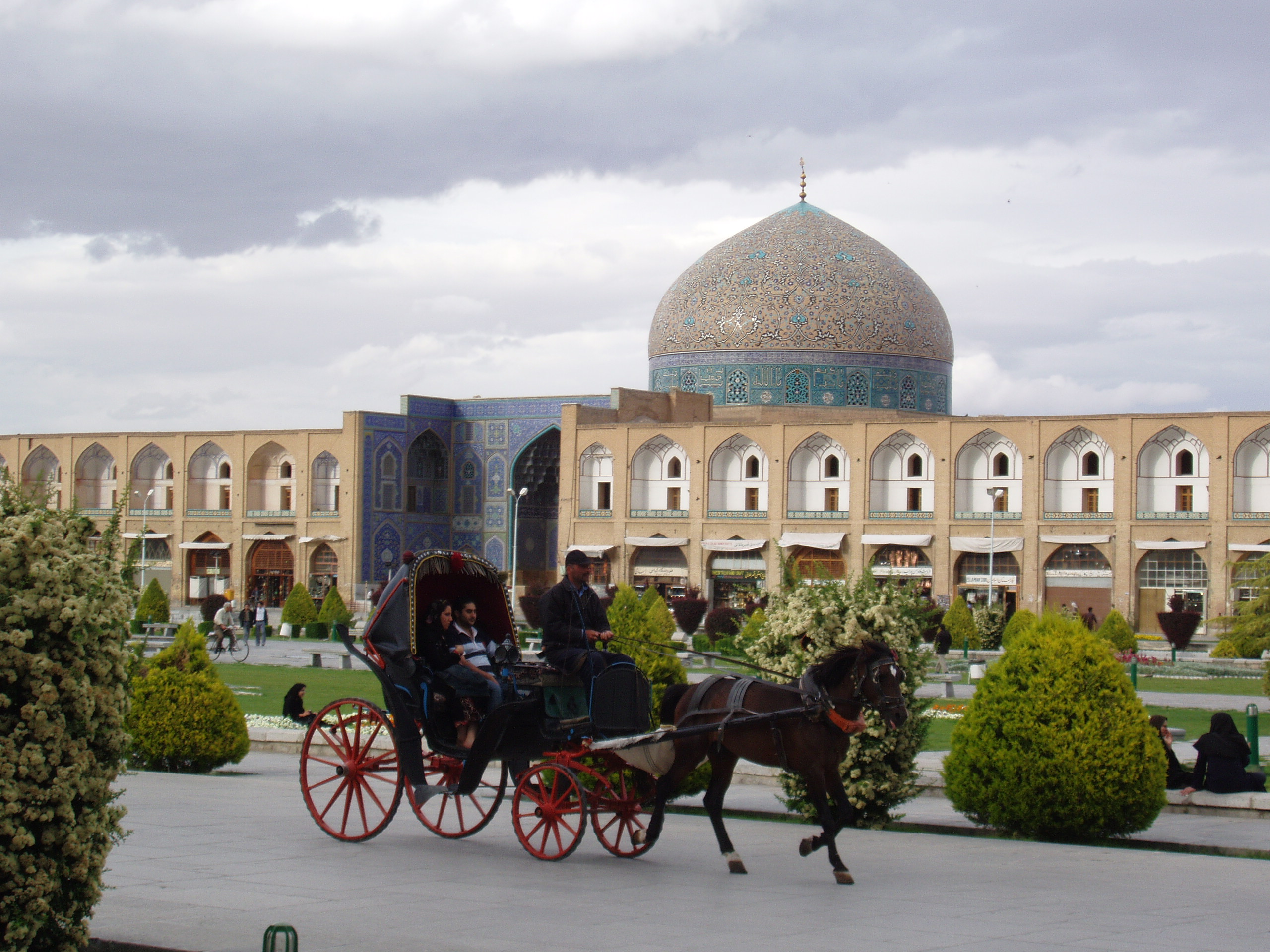 Square in Esfahan, Iran – one of the most beautiful places on earth | The Road Home
