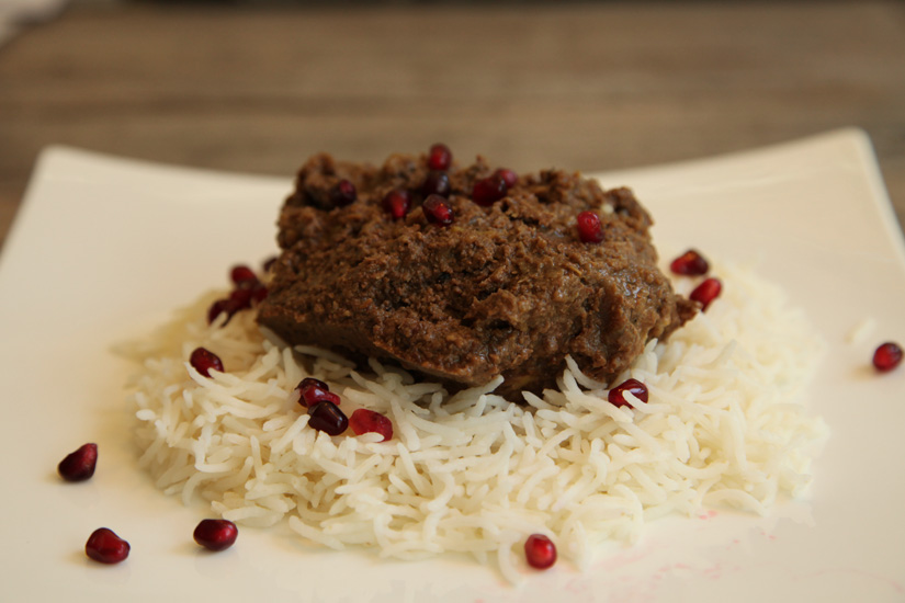 Saffron for Fesanjan – a Traditional Persian and Pomegranate Stew that will blow your mind   The Road Home