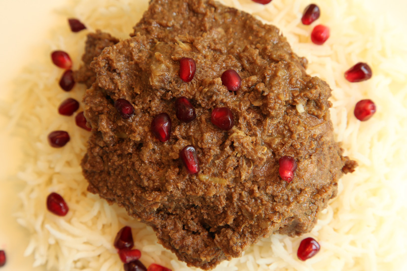 Fesanjan – a Traditional Persian and Pomegranate Stew that will blow your mind   The Road Home